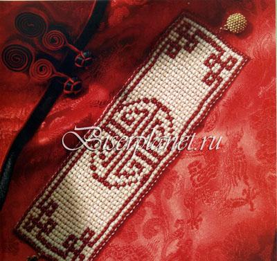 браслеты из бисера со схемами плетения